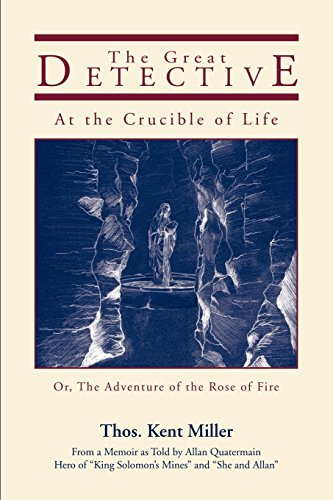 9780809500505: The Great Detective at the Crucible of Life