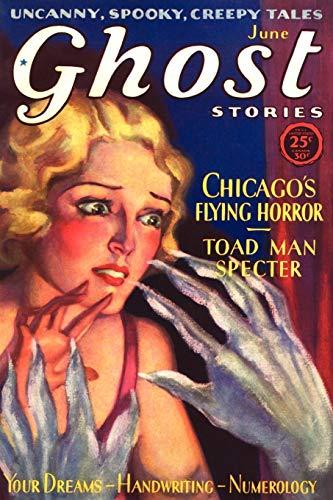 9780809500833: Pulp Classics: Ghost Stories (June 1931)