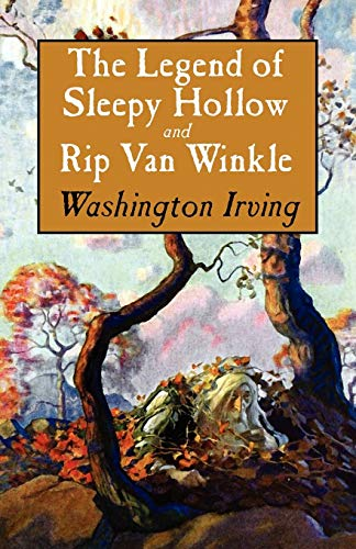 9780809502509: The Legend of Sleepy Hollow and Rip Van Winkle