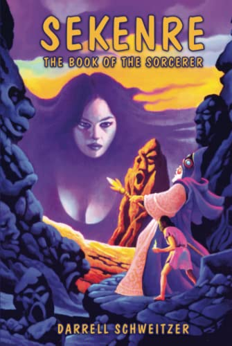 Sekenre: The Book of the Sorcerer: Schweitzer, Darrell