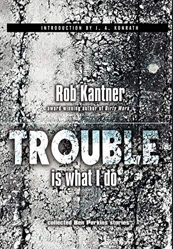 9780809511570: Trouble is What I Do (Point Blank)