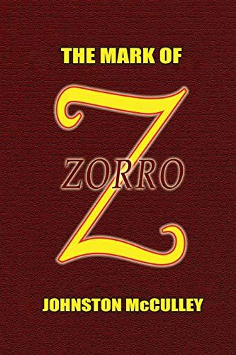 9780809530700: The Mark of Zorro