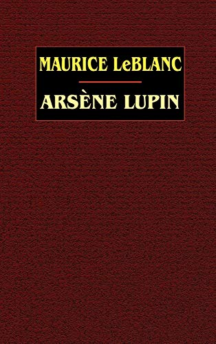 9780809530731: Arsene Lupin