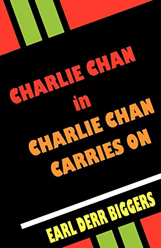 9780809531325: Charlie Chan Carries On