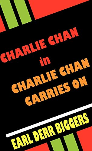 9780809531332: Charlie Chan Carries On