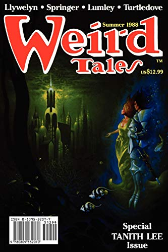 Weird Tales, Summer 1988 (Vol. 50, No.: George H. Scithers