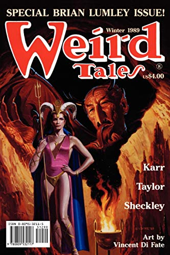 9780809532117: Weird Tales 295 (Winter 1989/1990)