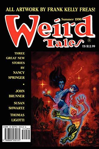 Weird Tales 297 (Summer 1990) (Paperback): Nancy Springer, Thomas