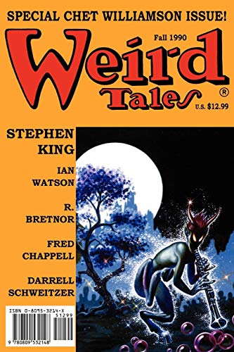 9780809532148: Weird Tales 298 (Fall 1990)
