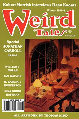 Weird Tales 299 (Winter 1990/1991): Schweitzer, Darrell