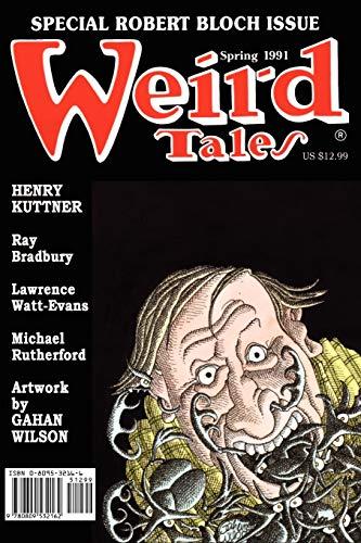 Weird Tales Spring 1991: Schweizer, Darrell