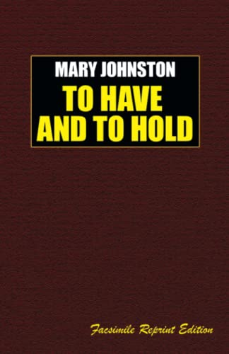 To Have and To Hold: Johnston, Professor Mary