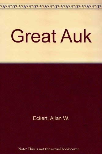 9780809540877: Great Auk
