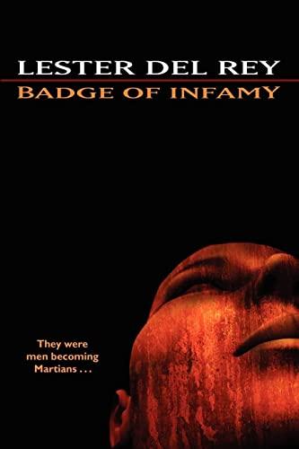 9780809544950: Badge of Infamy