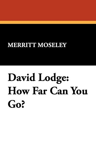 9780809552047: David Lodge: How Far Can You Go? (Milford Series)