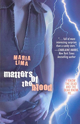 9780809557905: Matters Of The Blood
