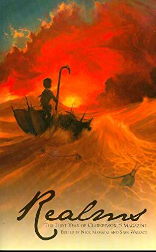 9780809572489: Realms: The First Year of Clarkesworld Magazine