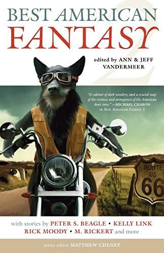 Best American Fantasy 2 (v. 2): Peter S. Beagle;
