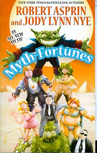 9780809573332: Myth-Fortunes (Myth Adventures)