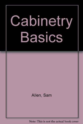 9780809576074: Cabinetry Basics