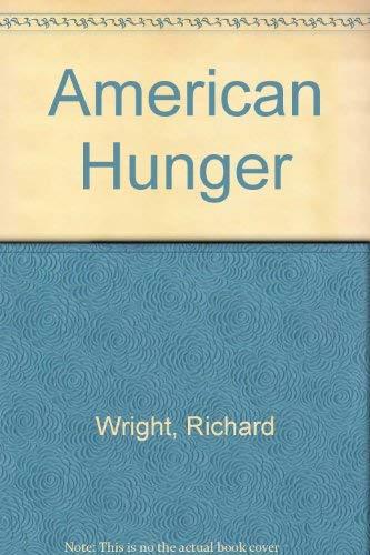 9780809590674: American Hunger