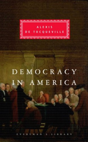 9780809590766: Democracy in America