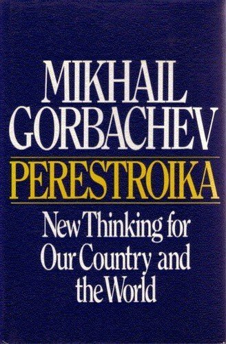 9780809590773: Perestroika: New Thinking for Our Country and the World
