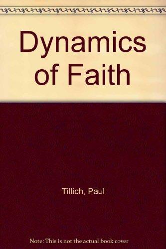 9780809591589: Dynamics of Faith