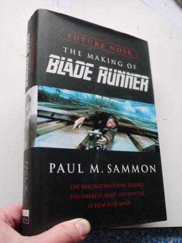 9780809592142: Future Noir: The Making of Blade Runner