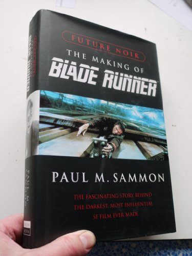 9780809592142: Future Noir: The Making of Blade Runner