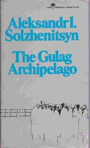 9780809604791: Archipiélago Gulag, 1918-1956: ensayo de investigación literaria / Archipielago Gulag, 1918-1956: ensayo de investigacion literaria