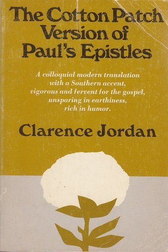 9780809616688: The Cotton Patch Version of Paul's Epistles
