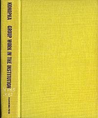 9780809617777: Group work in the institution,: A modern challenge