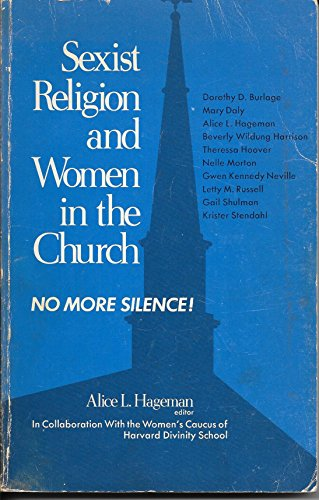 9780809618828: Sexist religion and women in the church;: No more silence!