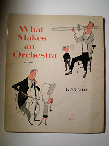 What Makes an Orchestra: Balet, Jan