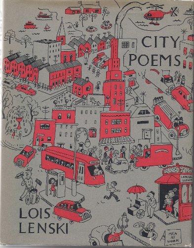 City poems: Lois Lenski