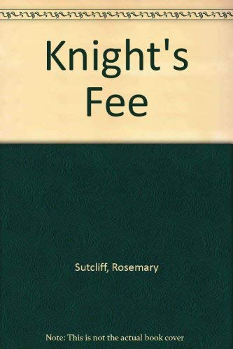 9780809830343: Knight's Fee