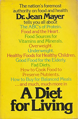 9780809839254: A diet for living
