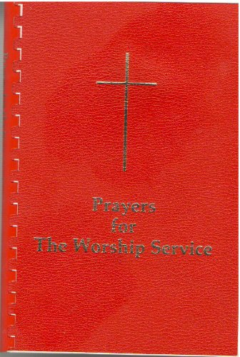 9780810001428: Prayers for the Worship Service