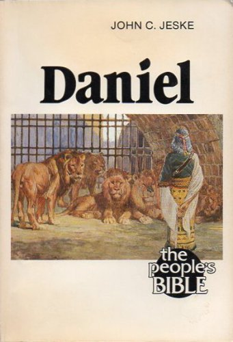9780810001978: Daniel (People's Bible)