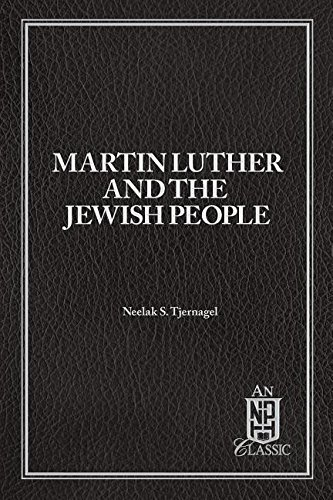 9780810002135: Martin Luther and the Jewish People