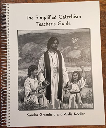 9780810002746: The simplified catechism: Teacher's guide