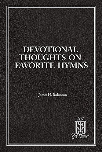 9780810003842: Devotional thoughts on favorite hymns