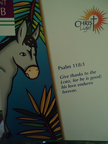 Christ-Light 2 Bk. 13: Student Lessons: Wisconsin Evangelical Lutheran Synod Sta