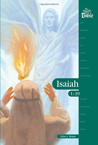 9780810011779: Isaiah 1-39 (The People's Bible)