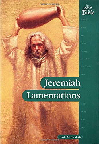 9780810011793: Jeremiah, Lamentations (The People's Bible)