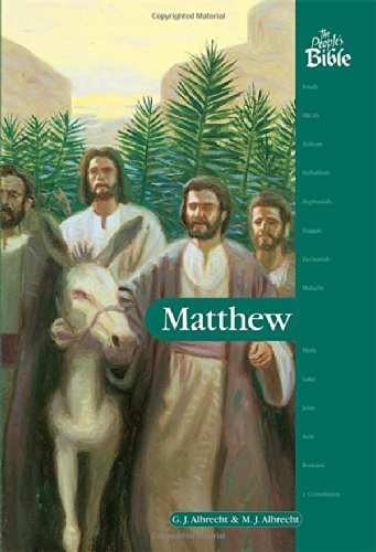 9780810011861: Matthew (The People's Bible)