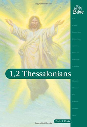 9780810011960: 1, 2 Thessalonians (The People's Bible)