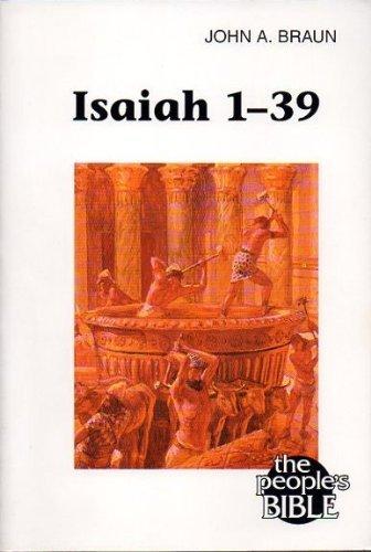 9780810012127: Isaiah 1-39 (People's Bible)