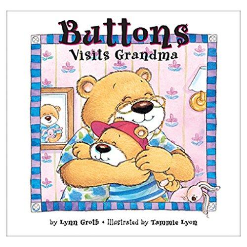 9780810013322: Buttons Visits Grandma